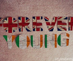 one direction, Forever Young, and ireland image