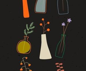 black, illustration, and wallpaper image
