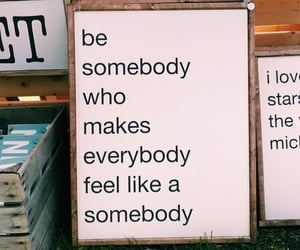 feel, help, and kind image