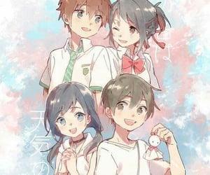 japan, taki tachibana, and weathering with you image