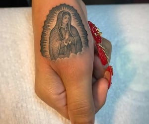 tattoo, ink, and nails image
