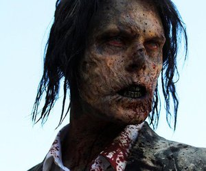 zombie and the walking dead image