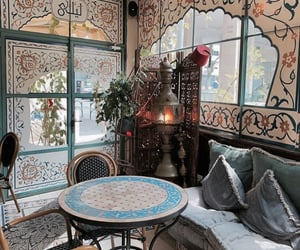 cafe, culture, and palestine image