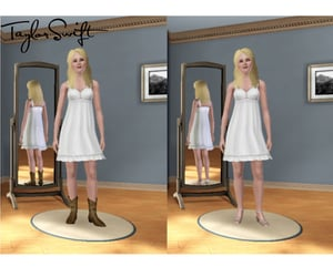 debut, sims, and sims 3 image