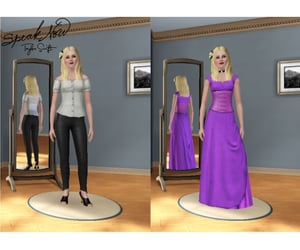sims, sims 3, and speak now image