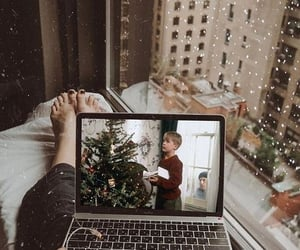 christmas, holiday, and movie image
