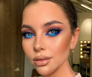 girls, girly, and maquillaje image