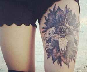 goal, legtattoo, and goals image