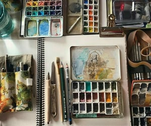 art, aesthetic, and inspiration image