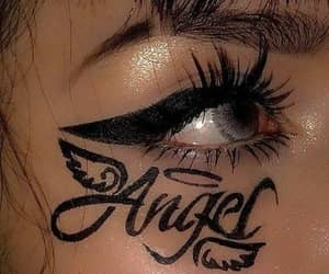 angel, aesthetic, and makeup image
