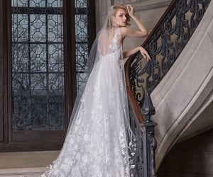 beauty, bridal, and classy image