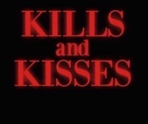 kiss, quotes, and red image