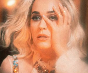 album, blonde, and katy perry image