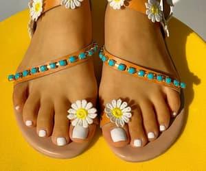 embellished, flat, and fashion image
