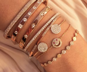 beauty, aesthetic, and bracelet image