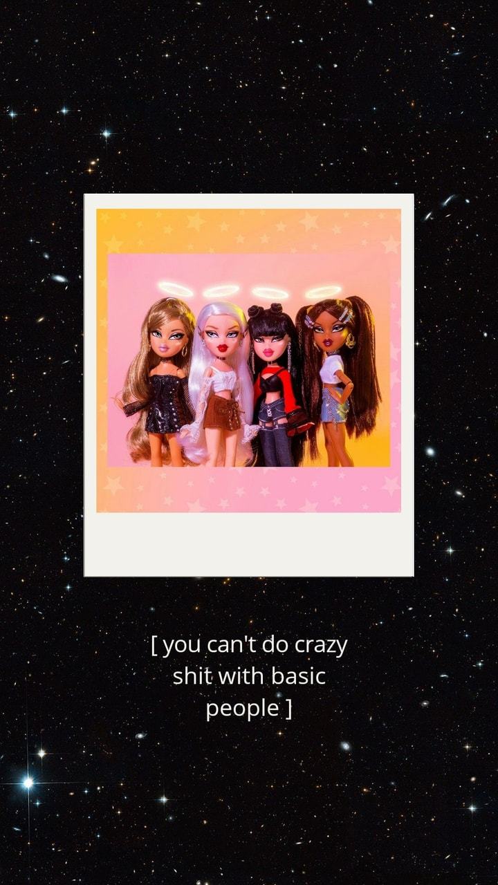 Bratz Dolls Aesthetic Wallpaper Uploaded By Aestheticawallpaper