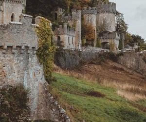 architecture, autumn, and castle image