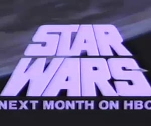 star wars, hbo, and old image