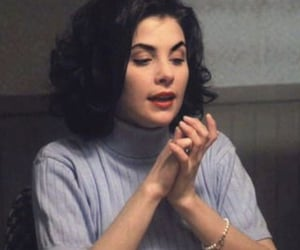 Audrey Horne, Sherilyn Fenn, and Twin Peaks image