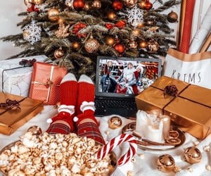 christmas, holidays, and cozy image