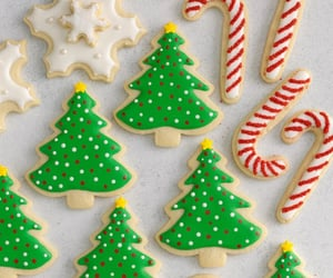 candy cane, cool, and food image