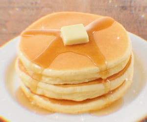 aesthetic, pancakes, and soft image