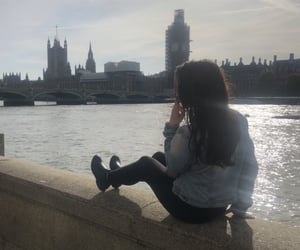 follow, bigben, and london image