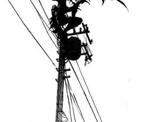 anime, ryuk, and death note image