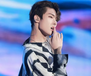 k-pop, san, and wooyoung image