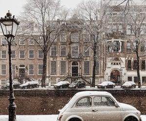winter, christmas, and london image