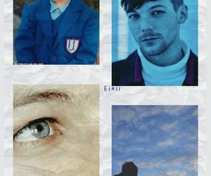 louis, one direction, and photo image