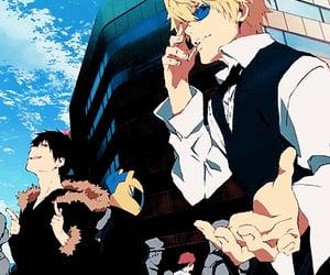 anime, anime girl, and durarara image