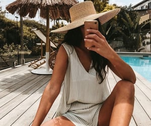 fashion, hat, and life image