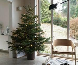 christmas, christmas tree, and design image