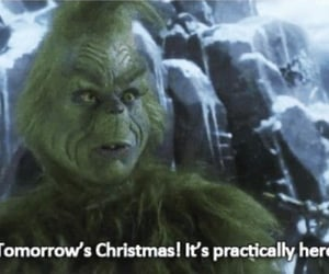 christmas, funny, and quote image