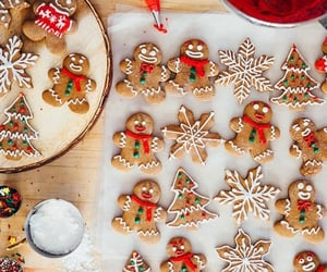 aesthetic, festive, and food image