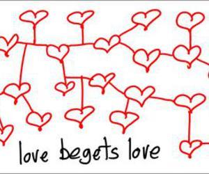 arrow, heart, and love image