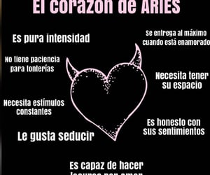 aries, friend, and heart image
