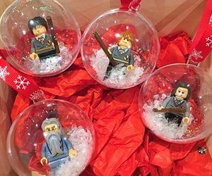 christmas, lego, and toys image