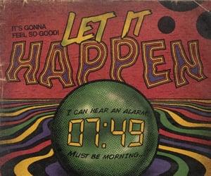 let it happen, tame impala, and album cover image