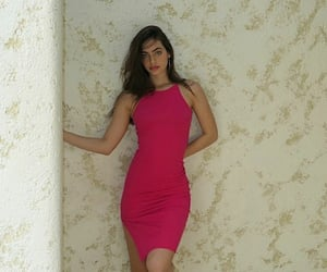 beauty, yael shelbia, and chic image