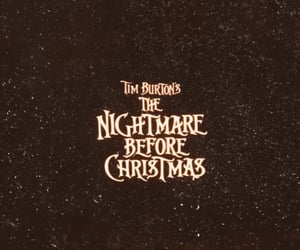 christmas, jack skellington, and the nightmare before christmas image