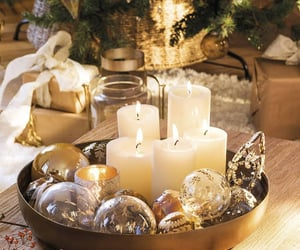 christmas and decorations image