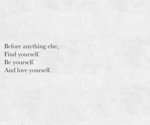 fight, yourself, and love image