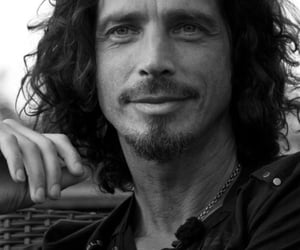 chris cornell, justice for chris, and no one sings image