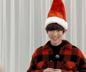 boy, christmas, and exo image