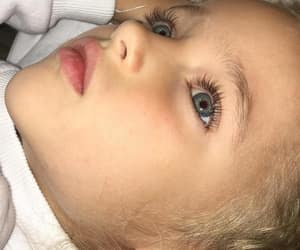 child, beautiful, and blonde image