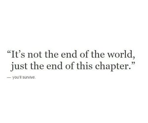 chapter, end, and life image