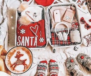 christmas, merry christmas, and santa image