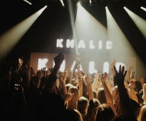concert, pop, and lights image